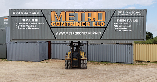 Metro Container | Quality storage containers for our